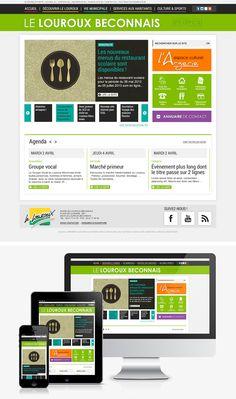 #Webdesign #Responsive #Mairie #Ville #Colterr: le nouveau site web de la ville du Louroux-Béconnais (49) http://www.louroux-beconnais.fr/
