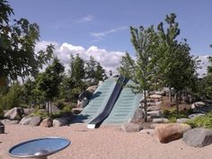 Free playgrounds, beaches, and parks to visit while camping near the GTA. Love it!