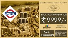 Best investment option in #Ambivli at Neptune Triveni Sangam.... http://neptunedeveloperscomplaints.wordpress.com/