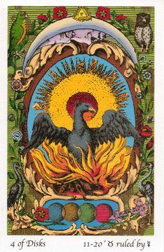 tarot of the holy light -  If you love Tarot, visit me at www.WhiteRabbitTarot.com