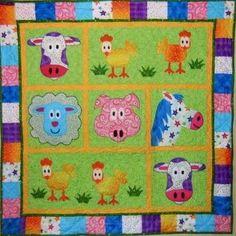 Robert Kaufman Animal Party Too Woodland Animals Fox Owl Panel ... : animal baby quilt patterns - Adamdwight.com