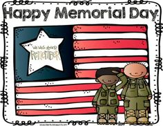 American Heroes for Little Learners(Freebie) Fire Safety Week, 2nd Grade Ela, Kindergarten Social Studies, Blue Pictures, Kids Artwork, Happy Memorial Day, Little Learners, Classroom Inspiration, Veterans Day