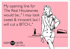 The Real Housewives  Bravo, FFS Friday,
