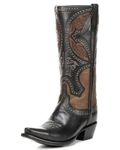 Lucchese | Women's Leila S5 Toe Boot | Country Outfitter