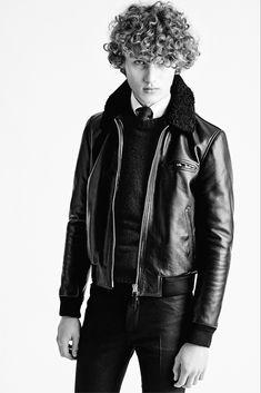 Tom Ford Fall 2015 Menswear