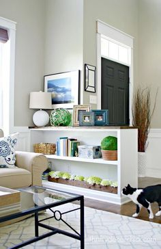 dining room turned library | Home : Sitting Room | Pinterest | Room ...