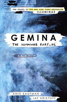 Gemina (The Illuminae Files #2)  by Amie Kaufman & Jay Kristoff, Marie Lu (Illustrator) #scifi #YASF #IreadYA #illuminae