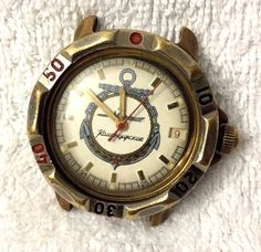 #VOSTOK #commander #watch #admiral #captain #waterproof #working #hours (30) #Vostok #Casual
