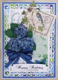 Birthday Cards - Cathycraft.com