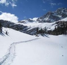 Snowshoeing has become one of the most popular means of exploring Rocky Mountain National Park during the winter months.