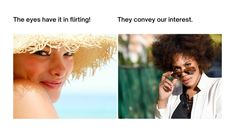If you want to become better at flirting then you have to learn more about the use of your eyes while flirting. I am Shelly O'Connell, Flirting Coach for Women. I coach women to reframe flirting as a form of play and to deconstruct the patriarchal bs about it that limits women. Visit me on Facebook to learn more. How To Gain Confidence, Animal Pillows, Flirting, Coaching, Eyes, Life, Play, Facebook, Women