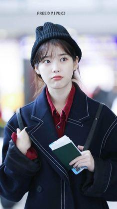 Korean Actresses, Korean Actors, Iu Fashion, Korean Fashion, Korean Celebrities, Celebs, Korean Girl, Asian Girl, Korean Artist