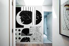 Artist Stephen Smith, aka Neasden Control Centre, created oversized…