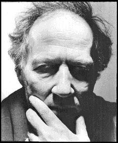 Werner Herzog . love love love this man