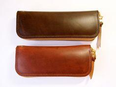 ハンドメイドの革製品【Shin】のブログ-革のペンケース