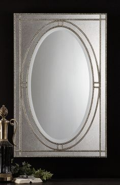 Earnestine Mirror traditional mirrors