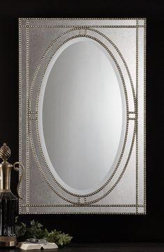 Earnestine Mirror traditional mirrors