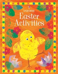 Easter Activities - This great book will keep children happily occupied during the weeks before Easter. It's packed full of exciting activities to make cards, pictures and presents. Bunny wrapping paper, potato-printed chicks and cress egg-heads are among the fun things to make. By following the really simple step-by-step instructions, even young children will be able to achieve some amazing results.
