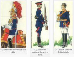 Guerra civil española: uniformes del bando Republicano Royal Guard, Troops, Palace, Spanish, War, Baseball Cards, Army Party, Civil Wars, Funny Images