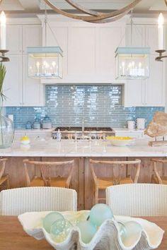 Beach Cottage Style, Beach Cottage Decor, Coastal Cottage, Coastal Decor, Coastal Style, Coastal Living, Beach Condo Decor, Beach Kitchen Decor, Coastal Bedrooms