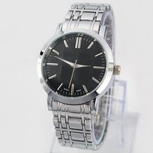 eaed27f912b32 Burberry Fashion Man Watch Luxury Women Watch High Quality Stainless steel  Brand Male Quartz Man Wristwatch Female Reloj Mujer