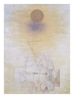 Limits of the Mind, 1927 Giclee Print by Paul Klee - AllPosters.co.uk
