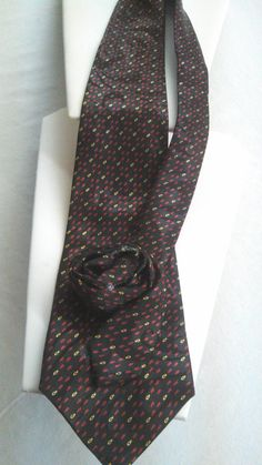 Dress It Up with an Upcycled Necktie by BeansOneOfAKind on Etsy