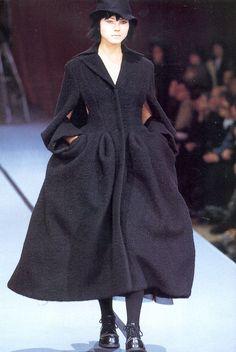 Yohji Yamamoto AW 1995