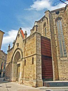 Iglesia Gótica de Santa Maria dels Turers, Banyoles