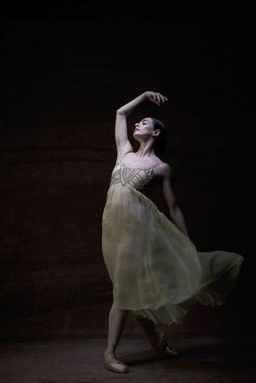 I don't want dancers who want to dance, I want dancers who need to dance. ~George Balanchine
