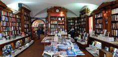 Livrarias Bertrand, en Lisboa, la librería más antigua del mundo.MAtemolivares