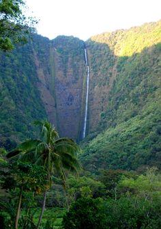 El Valle Waimanu, Hawaii | elhistoriador.es
