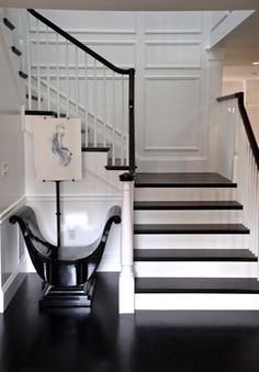 San Francisco Home Basement Stairs Design, Pictures, Remodel, Decor and Ideas - page 5