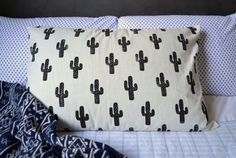 DIY Pillows and Creative Pillow Projects - DIY Cactus Pillow - Decorative Cases and Covers, Throw Pillows, Cute and Easy Tutorials for Making Crafty Home Decor - Sewing Tutorials and No Sew Ideas