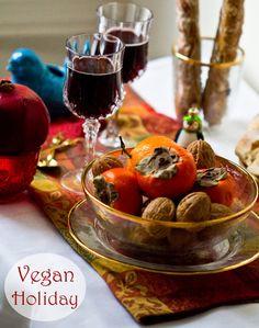 Vegan Holiday Recipes- great!