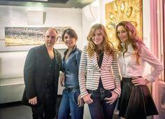 """Rudy Koll: Straordinario successo al """"La Griffe Hotel"""" di Roma per il suo vernissage"""