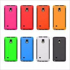 Arrière coque unicolore rigide haute qualité pour Samsung Galaxy Note 4 Galaxy Note 4, Accessoires Samsung, Smartphone, Epoxy, Full Body, Resin, Notes, Electronics, Colors