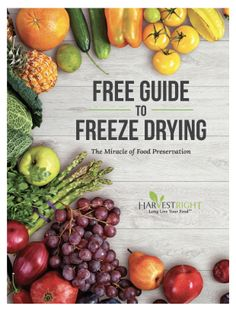 Freeze dry food with a Harvest Right freeze dryer. Freeze dried food is the best emergency food storage. Purchase a freeze dryer to preserve food. Freeze Dried Camping Food, Freeze Drying Food, Emergency Food Storage, Dry Food Storage, Storage Ideas, Emergency Preparedness, Freeze Dried Raspberries, Freeze Dried Fruit, Irish Cream