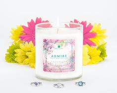 Calming notes of jasmine, orchid and lily meld with bright tones of green melon, bergamot and lemon in this delicate bouquet. Exotic sandalwoods, golden amber and creamy musks combine to create a scent as soft and warm as a mother's embrace!  All Trio Candles contain THREE hidden rings valued between $10-$7500!  Shop the PERFECT gift for all your favorite women this Mother's Day! Jewelry Candles, Candle Rings, Jewelry Gifts, Candle Jars, Scented Candles, Pillar Candles, Candle Centerpieces, Green Melon, Mother Day Gifts