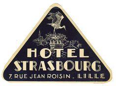 Hotel Strasburgo