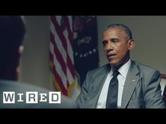 WIRED: President Barack Obama on Bureaucracy VS. Moonshots