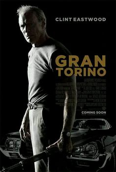 Gran Torino. Clint Eastwood