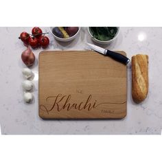 Etchey Etchey Oak Wood Cutting Board Customize: Yes Custom Cutting Boards, Engraved Cutting Board, Granite Cutting Board, Personalized Cutting Board, Glass Cutting Board, Bamboo Cutting Board, Slate Board, Personalized Housewarming Gifts, Butcher Block Wood