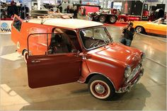 Mild custom '62 Van - 16v Mini Club Forums