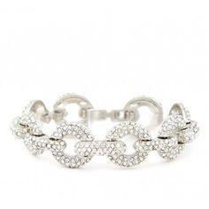 Crystal Link Bracelet