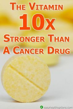 Are there specific vitamins you should take to heal from and prevent cancer? Yes. There are two vitamins that have been proven time and time again to kill cancer cells and decrease your risk of a wide array of cancers, but this one…