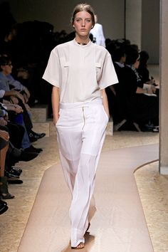 Céline Spring 2011 Ready-to-Wear Collection Slideshow on Style.com
