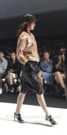 Andy & Debb - #Spring2016 Seoul Fashion Week. (photo by Rex Baylon / Meniscus Magazine). Source: Meniscus Magazine. http://www.meniscuszine.com/articles/2015102737220/andy-debb-spring-2016-seoul-fashion-week/ #seoulfashionweek