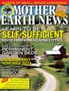 Guide to Self-Sufficient Living: Advice From Nine Modern Homesteaders  No matter where you call home or where you are in your journey toward self-reliance, you'll find inspiration in these homesteading experts' insight and advice on self-sufficient living.    Read more: http://www.motherearthnews.com/february-march-2012.aspx#ixzz1lcHFYN2a