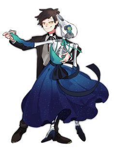 May I have this dance Bipper